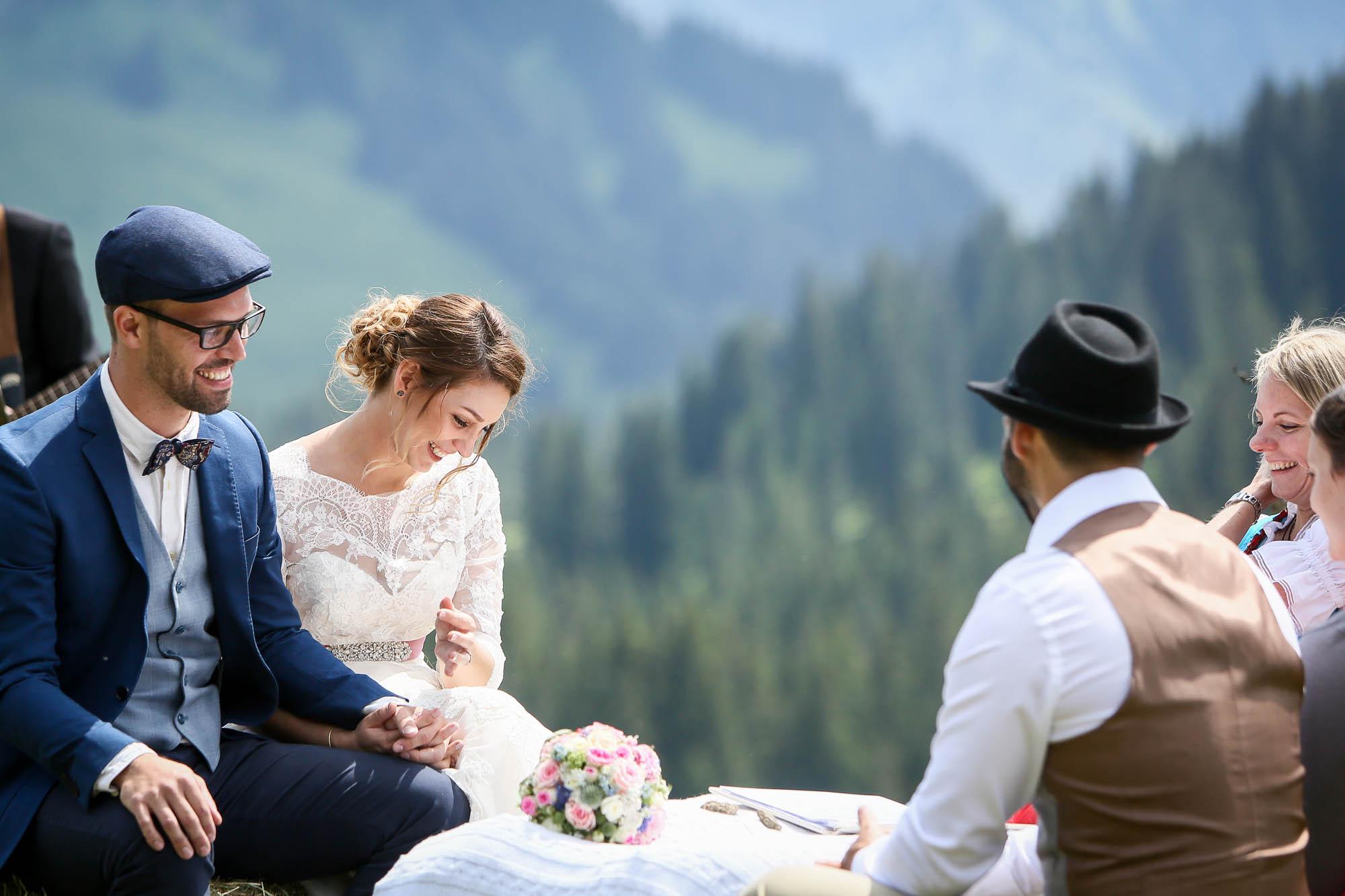 Hochzeits Reportage authentisch mit Stil und vom ganzen Tag